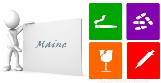 Maine Drug Treatment Centers