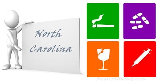North Carolina Drug Recovery Centers