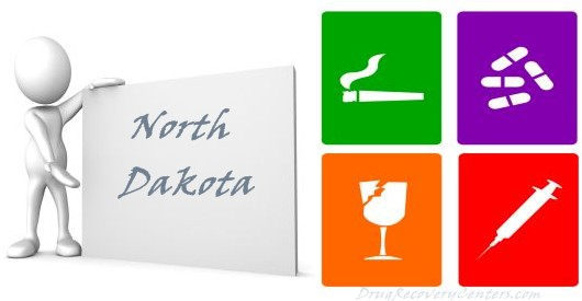 North Dakota Drug Rehab Centers