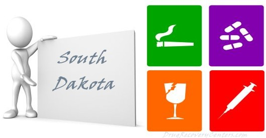 South Dakota Drug Treatment Centers