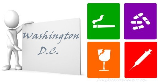 Drug Rehab Centers in Washington DC
